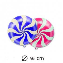 Ballon Bonbons en Mylar 46 cm