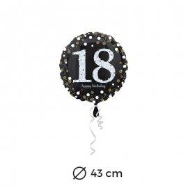 Ballon Chic 18 ans 43 cm