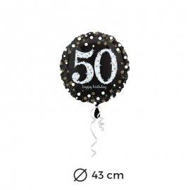 Ballon Chic 50 ans 43 cm