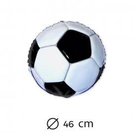 Ballon Football Mylar 46 cm