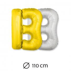 Ballon Lettre B Mylar 110 cm