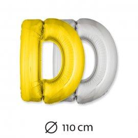 Ballon Lettre D Mylar 110 cm