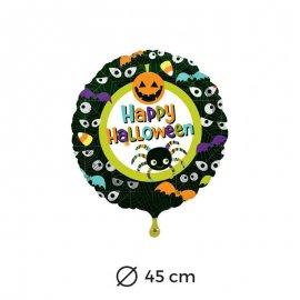 Ballon Mylar Happy Halloween