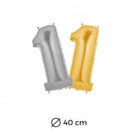 Ballon 1 Mylar 40 cm
