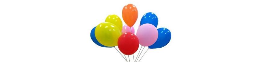 Ballons de Baudruche Ronds