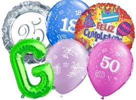Ballons Anniversaires