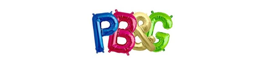 Ballons Lettres