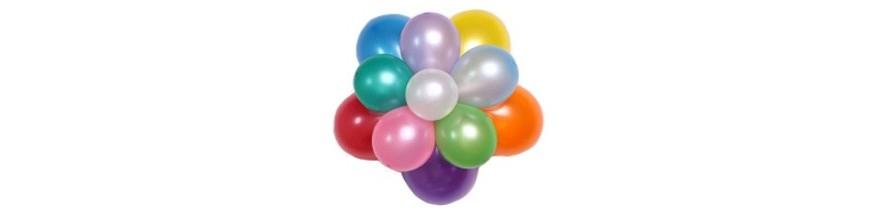 Ballons Nacrés Métallisés
