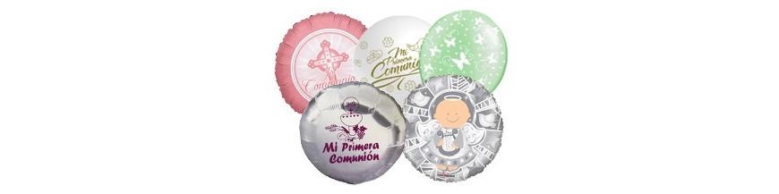 Ballons Communions