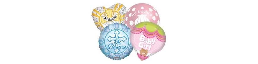 Ballons Baptêmes