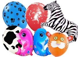 Ballons Animaux