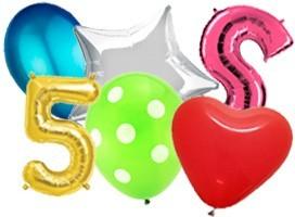 Ballons Helium