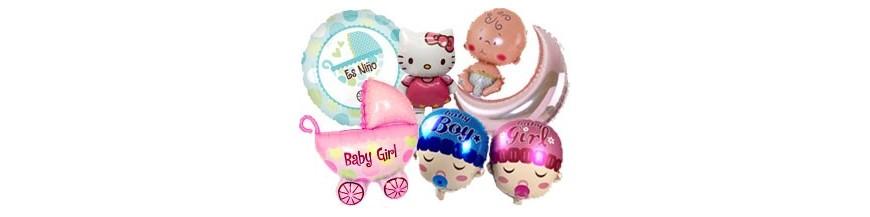 Ballons Bébés Babyshower