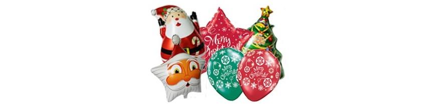Ballons de Noël