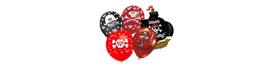 Ballons Pirates