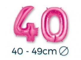 Chiffres 40 - 49 cm
