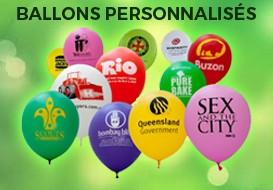 ballons personnalises publicitaires